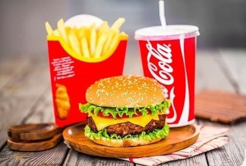 Доставка еды МакДак Запорожье