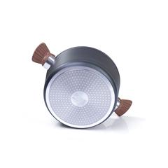 4304 FISSMAN Diamond Grey Кастрюля 4,5 л / 24 см