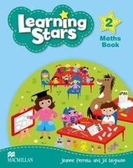 Learning Stars Level 2 Maths Book