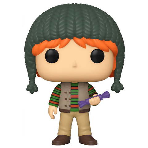 Фигурка Funko POP! Vinyl: Harry Potter: Holiday: Ron Weasley 51154
