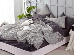 Постельное белье 1.5 спальное Asabella 1394-4S