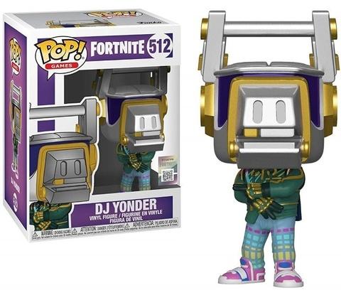 Funko Pop! Fortnite Dj Yonder || Диджей Йоундер