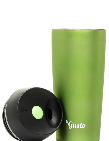 Термокружка El Gusto Grano (0,47 литра), зеленая