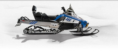 Снегоход Arctic cat BEARCAT 2000 XT blue фото