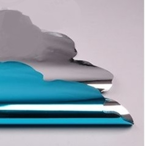Салфетка металл круглая (d=60 см, упак.=50 шт.) Цвет:бирюзовый