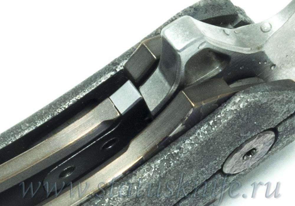 Нож CKF Кастом RELICT BAT Десептикон-1 А.Коныгин - фотография