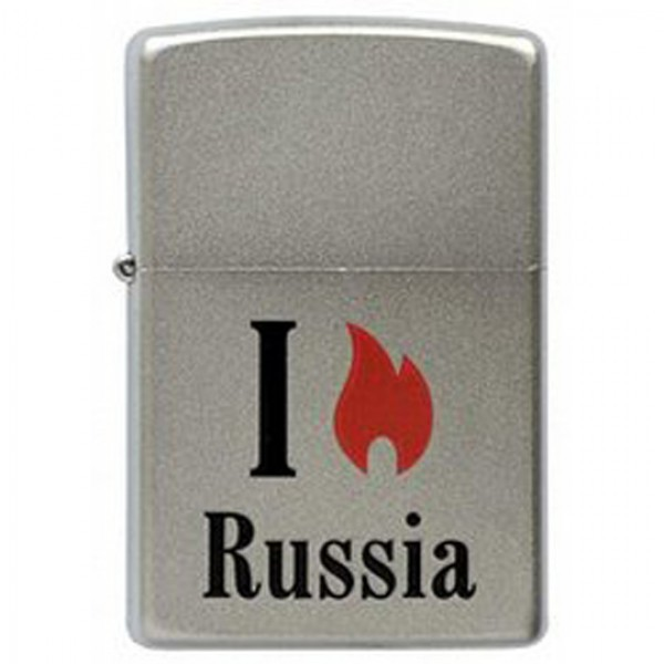 Зажигалка Zippo Flame Russia (205)