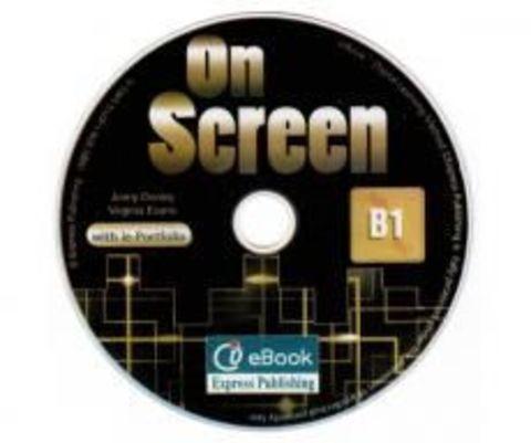On Screen B1. Ie-book — электронное приложение с интерактивным учебником