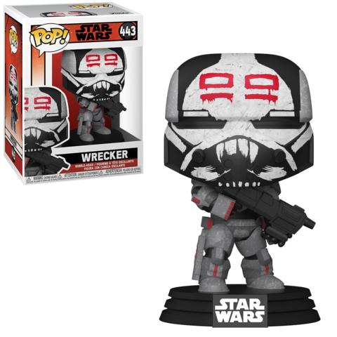 Funko POP! Bobble Star Wars Bad Batch Wrecker