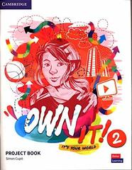 Own It  2 Project Book