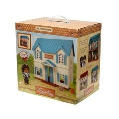 Дом с голубой крышей Village Story