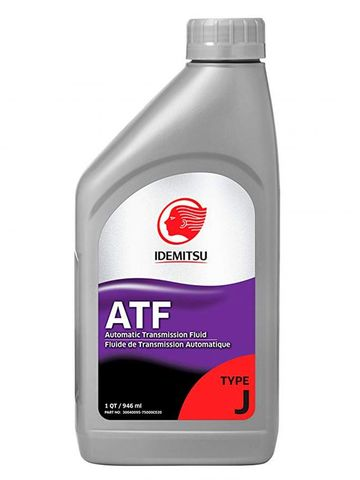 ATF TYPE - J  Трансмис. жидкость (полное соответствие NISSAN MATIC J) (США)