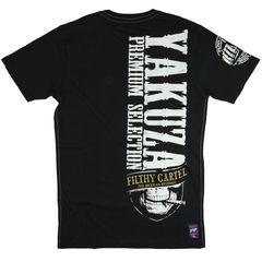 Футболка черная Yakuza Premium 2608