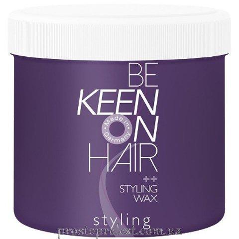 Keen Styling Wax – Матуюча паста для волосся