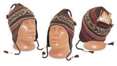 Шапка 'Peruvian' Brown