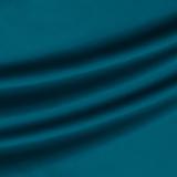 Шёлковый атлас с эластаном сине-зеленого цвета