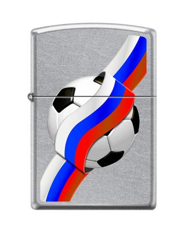 Зажигалка Zippo 207 Russian Soccer
