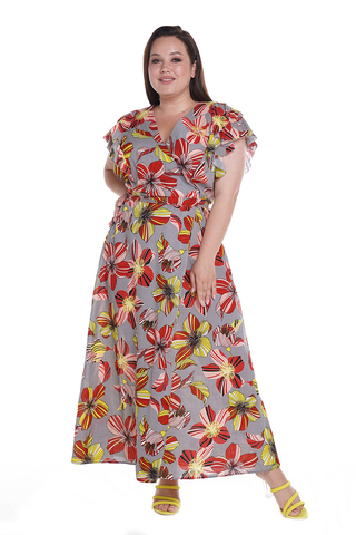 Платье-5715