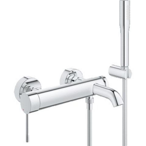 Смеситель для ванны GROHE Essence New (33628001)