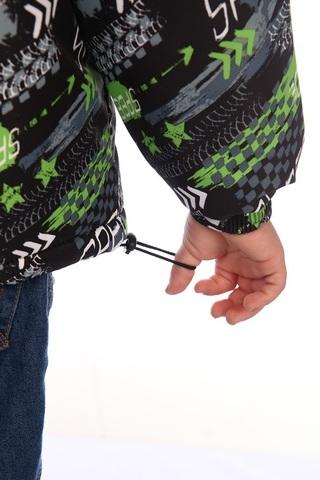 низ куртки регулируется