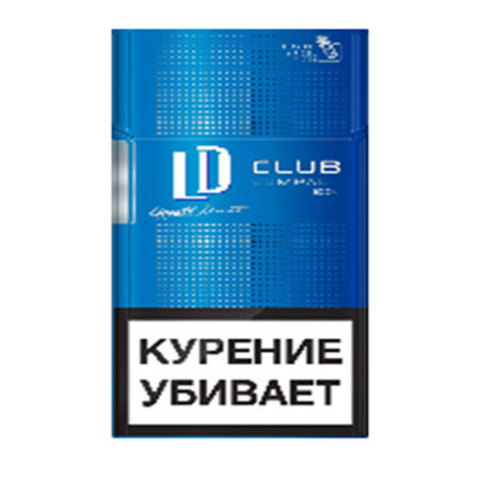 ЛД  Autograph Blue Табак