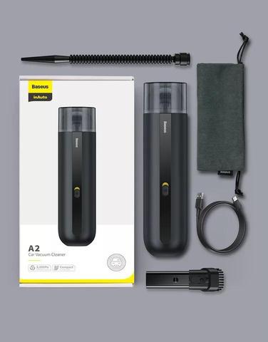 Автомобильный беспроводной пылесос Baseus A2 Car Vacuum Cleaner