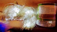 Сетка светодиодная домашняя 2х2м холодный белый