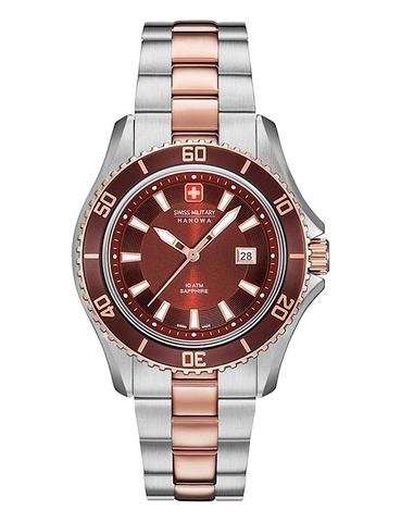 Часы женские Swiss Military Hanowa 06-7296.12.005 Nautila