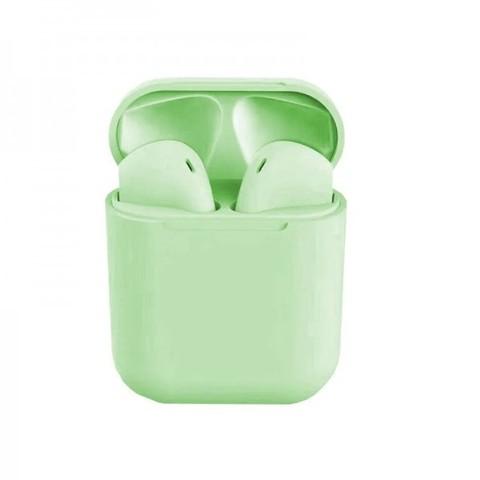 Беспроводные наушники InPods 12 зеленые