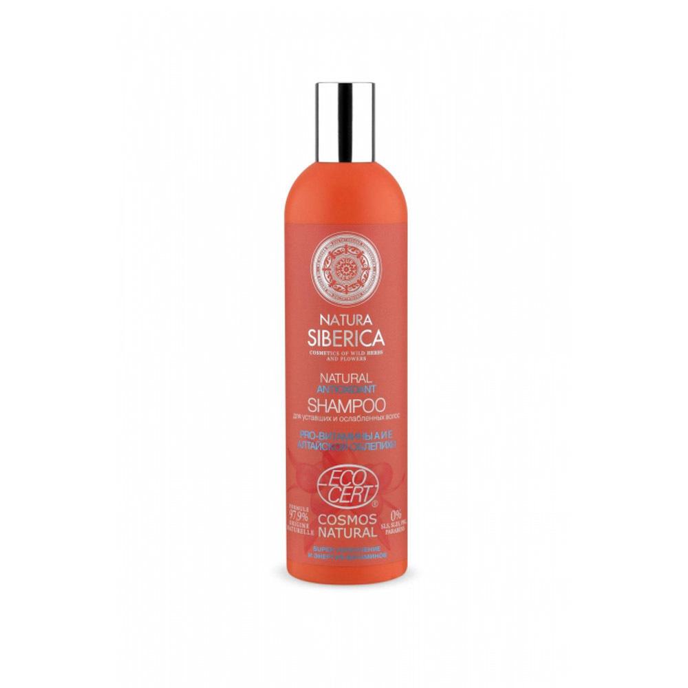 Шампунь для уставших ослабленных волос Antioxidant