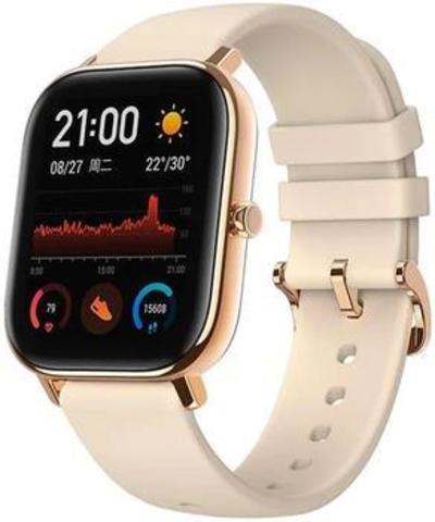 Умные часы Amazfit GTS, розовый
