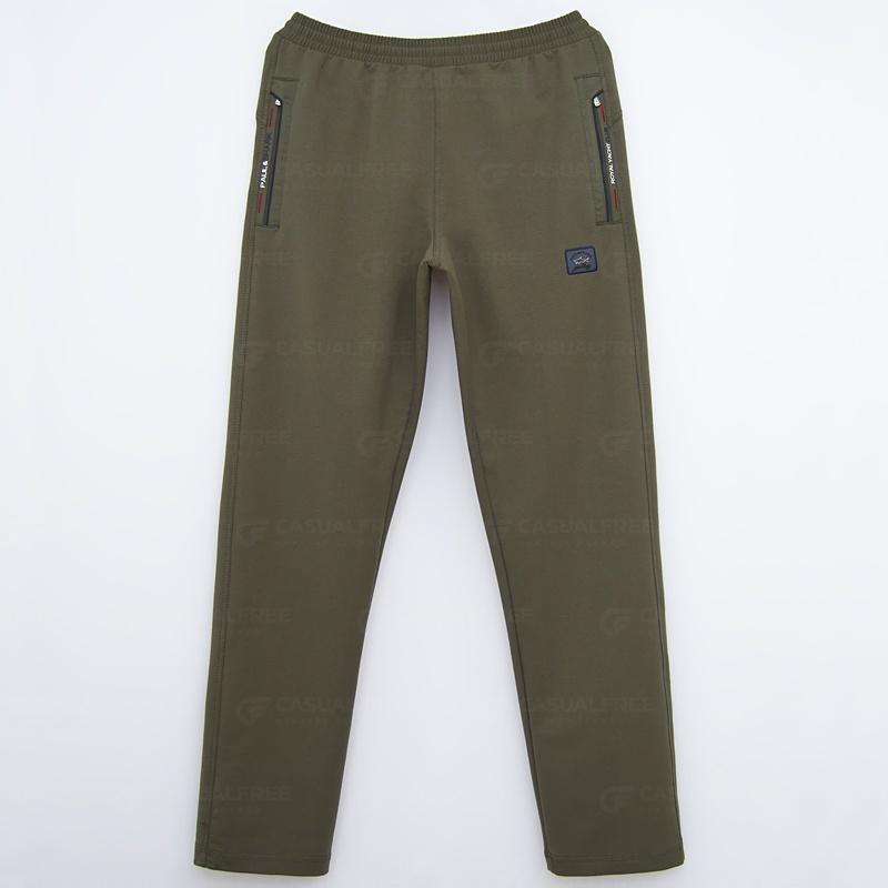 """Спортивные брюки Спортивные брюки """"Paul and Shark"""" 240-хаки_01.jpg"""