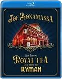 Joe Bonamassa / Now Serving: Royal Tea Live From The Ryman (Blu-ray)
