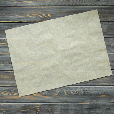 Подпергамент пищевой, небелёный А3 (10 листов)