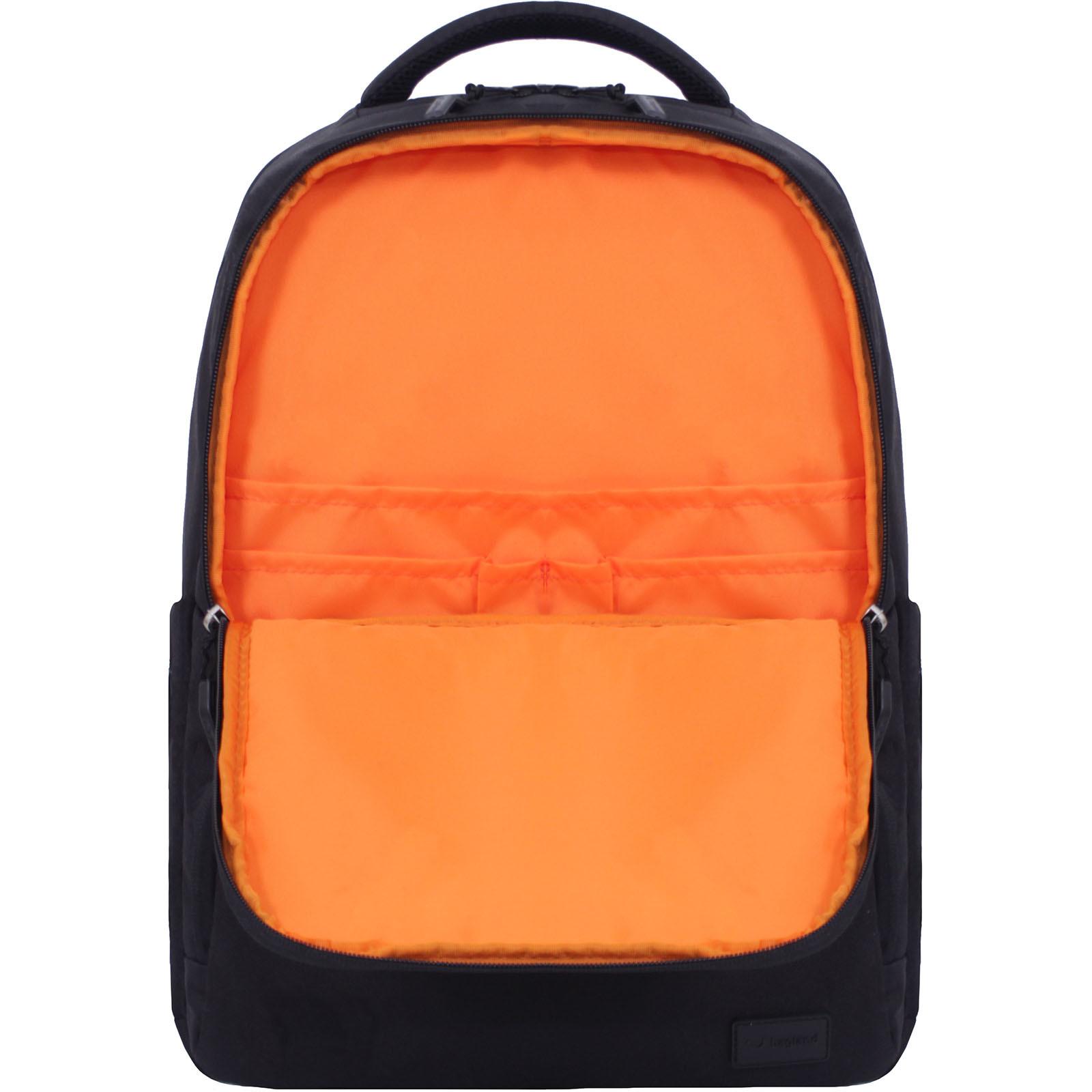 Рюкзак школьный Bagland STARK черный (0014366) фото 4