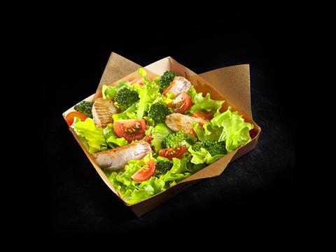 Фиш клаб салат
