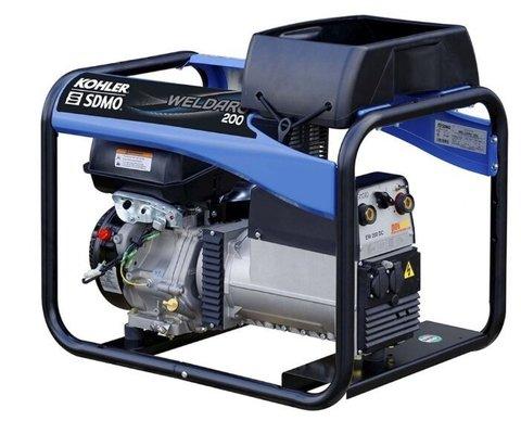 Кожух для бензинового генератора SDMO Weldarc 200 (3600 Вт)