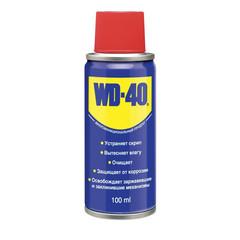 Смазка универсальная WD-40 для тысячи применений 100 мл