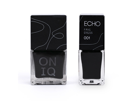 ONIQ  Лак для стемпинга. Echo: Fave Dress 001