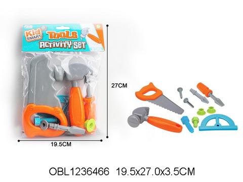 Набор инструментов, 11 предметов (в пакете), KM-136B