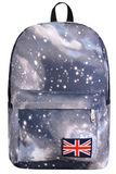 Рюкзак Galaxy серый фото