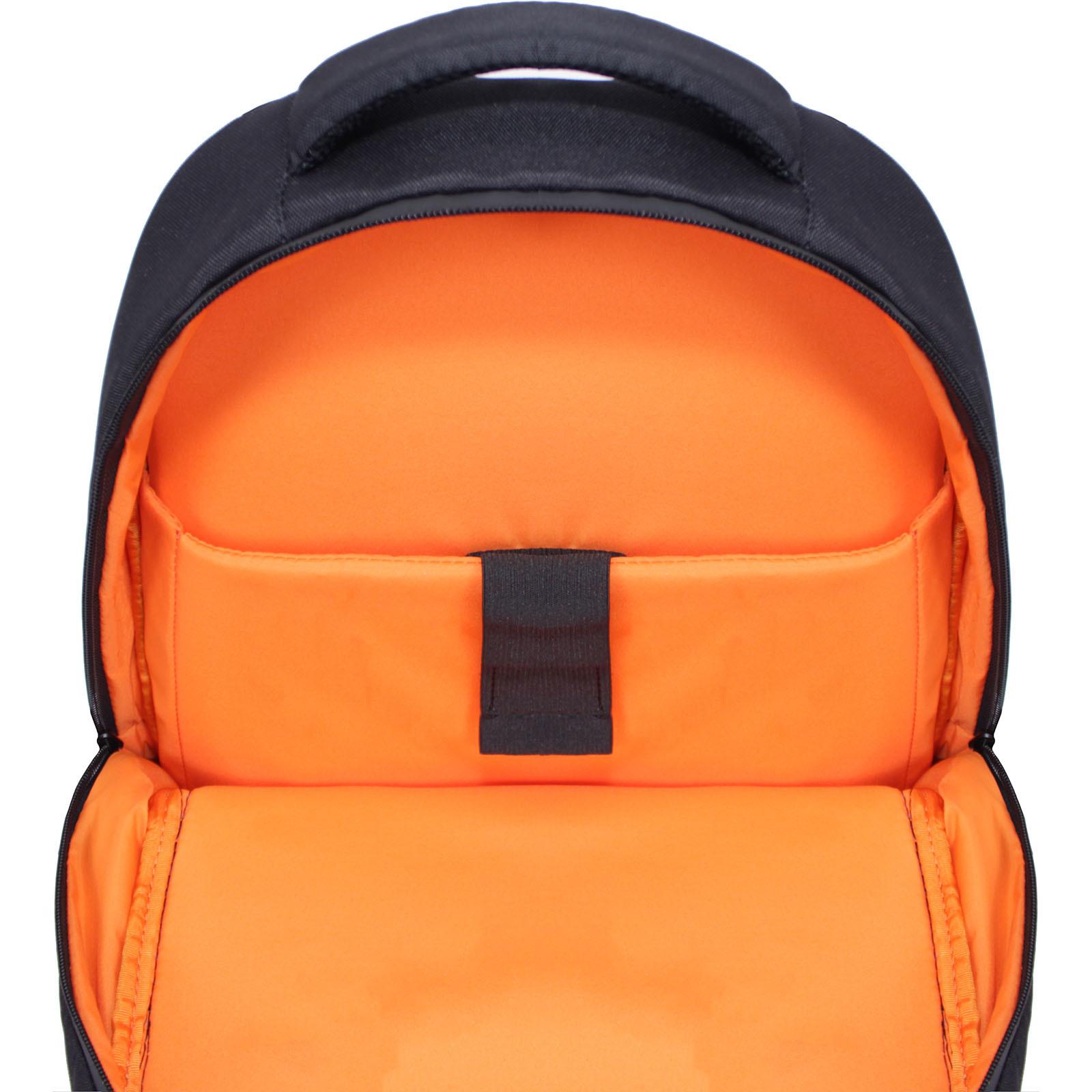 Рюкзак школьный Bagland STARK черный (0014366) фото 5