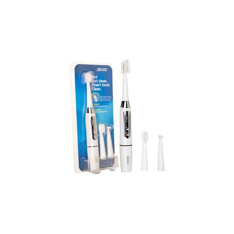 Электрическая зубная щетка Seago 910, 2хААА, белая