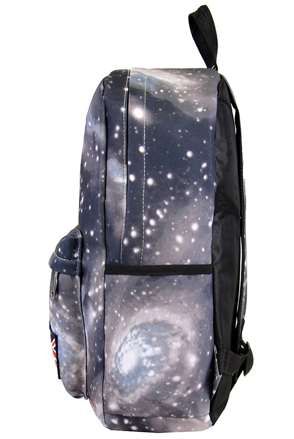 Рюкзак космос серый фото 3