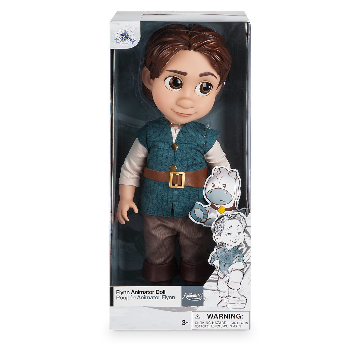 Кукла Маленький Флин Disney Animators' Collection