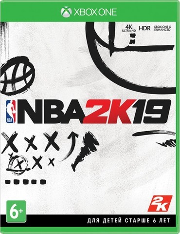 NBA 2K19 (Xbox One/Series X, английская версия)