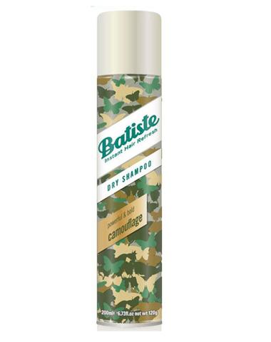 Сухой шампунь Batiste Camouflage, 200 мл