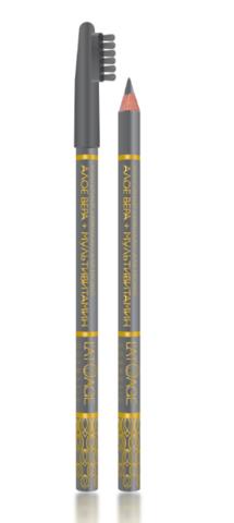 l`atuage Карандаш для бровей  №02 серый