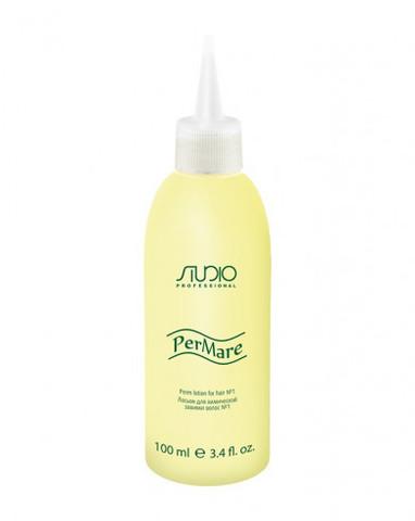 Лосьон для химической завивки волос №1 «PerMare», 100 мл