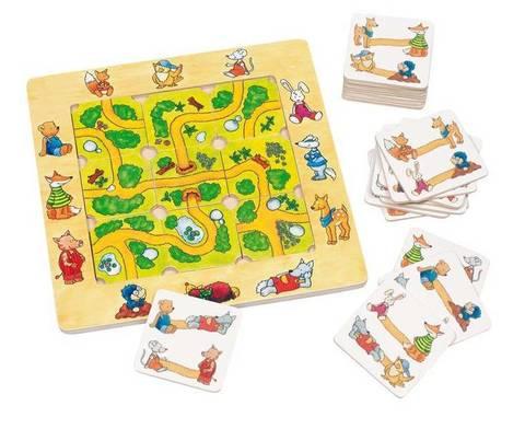 56944 Игра-головоломка Найди тропинку Goki